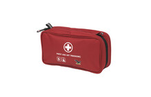 Salewa First Aid Kit Trekking red